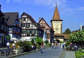 Gengenbach city gate