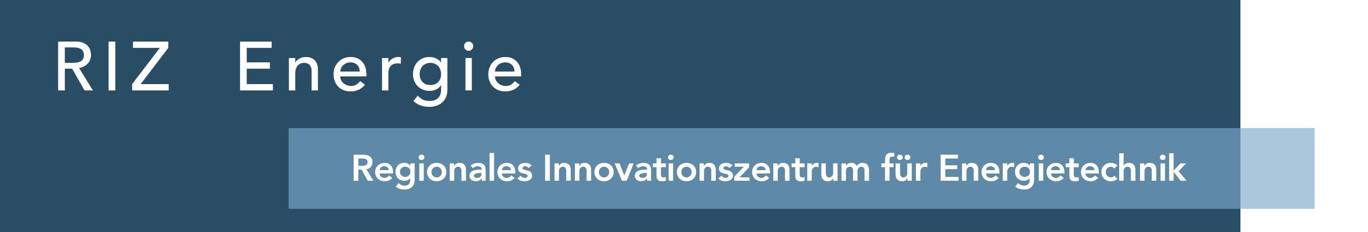 Titel RIZ Energie - Regionales Innovationszentrum für Energietechnik Offenburg